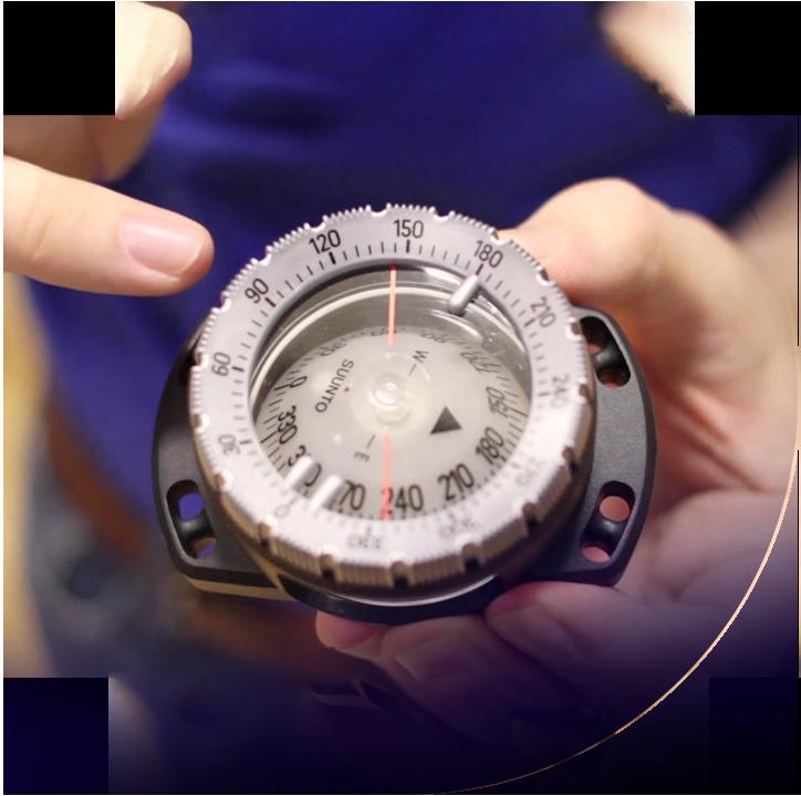 Suunto SK8 Wrist Dive Compass